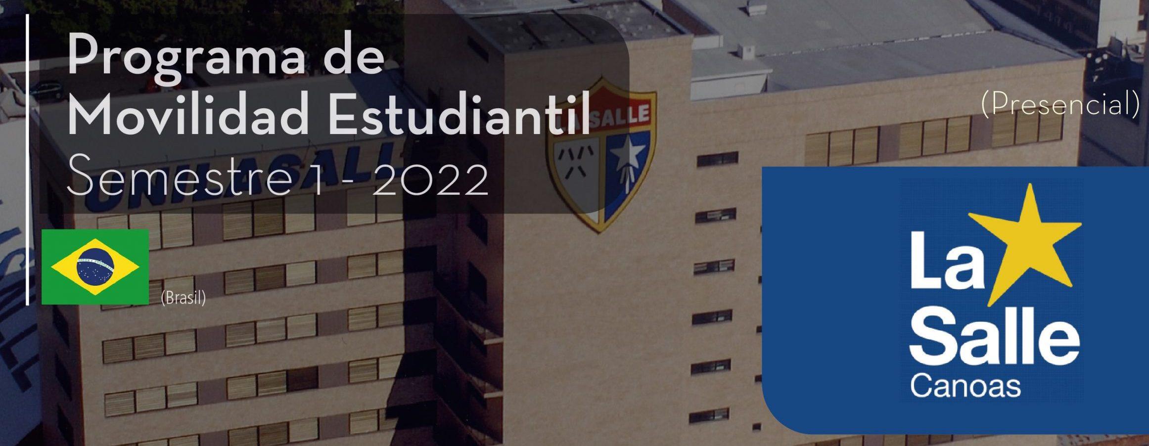 La Universidad de La Salle de Brasil es parte del Programa de Movilidad Estudiantil UCB por el Mundo.